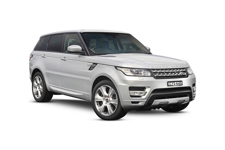 Lange Rover Sport